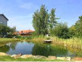 460765  Großzügiges Domizil mit 200 m² Schwimmteich!