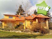 Neubau Villa - schöner Ausblick auf Köszeg - gut 2.000 qm Garten