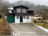 5751 Maishofen:  Teilmöbliertes , gepflegtes Einfamilienhaus, 700m² Garten, absolute Ruhelage, Weitb