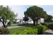 Trattoria / Bar direkt in der Marina in Lignano