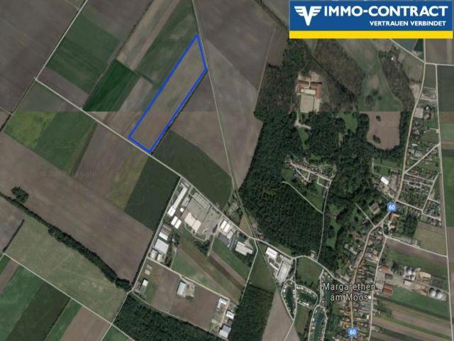 Grundstück, 2433, Margarethen am Moos