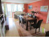 Helle 3 Zi.-Wohnung mit Balkon und tollem Fernblick