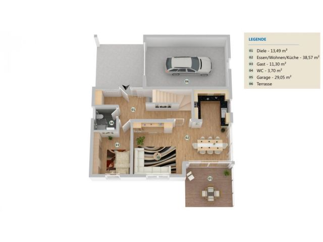 Haus, 4621, Sipbachzell
