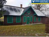 Jagdhütte Blockhaus in Ruhelage Wochenende oder Hauptwohnsitz